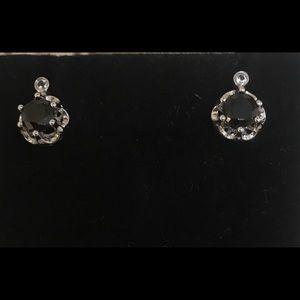 Vintage sterling stud earrings